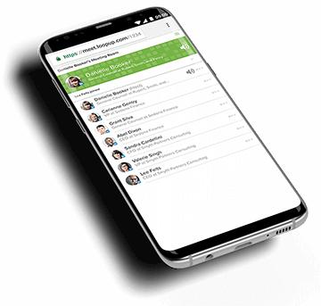 LoopUp ui Samsung s8