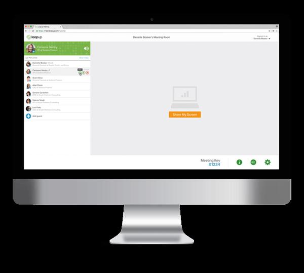 LoopUp Web App