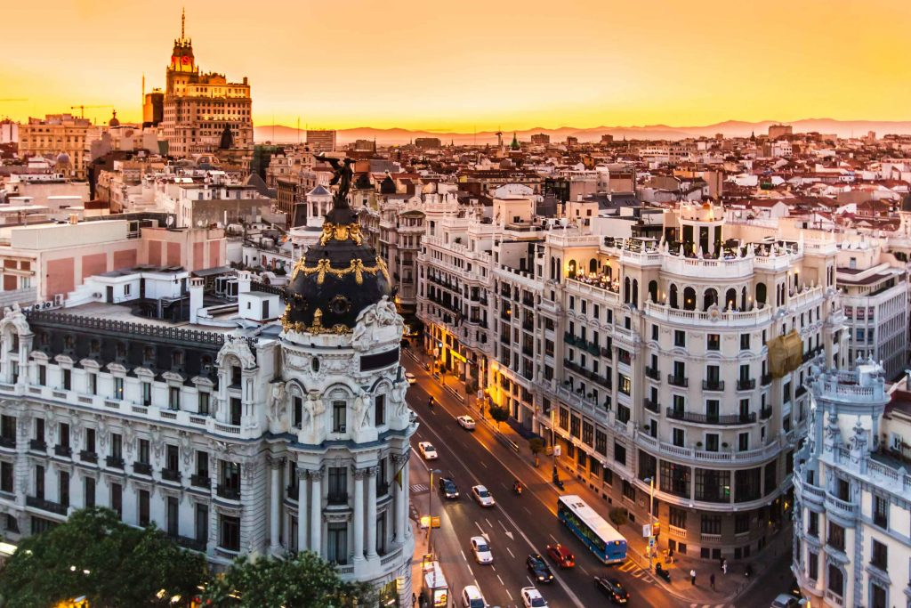 LoopUp's Madrid Office