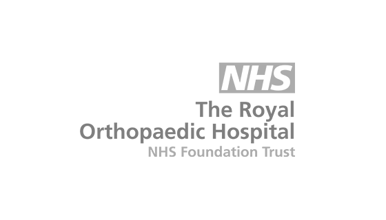 NHS The Royal Orthopaedic Hospital logo