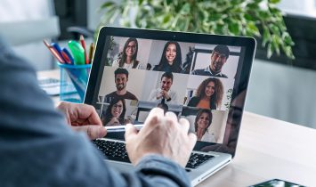 Law firm Microsoft Teams Meeting